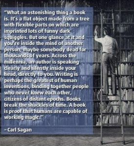 Quote by Carl Sagan