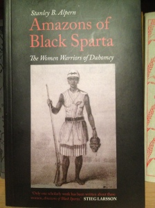 Amazons of Black Sparta – by Stanley B. Alpern