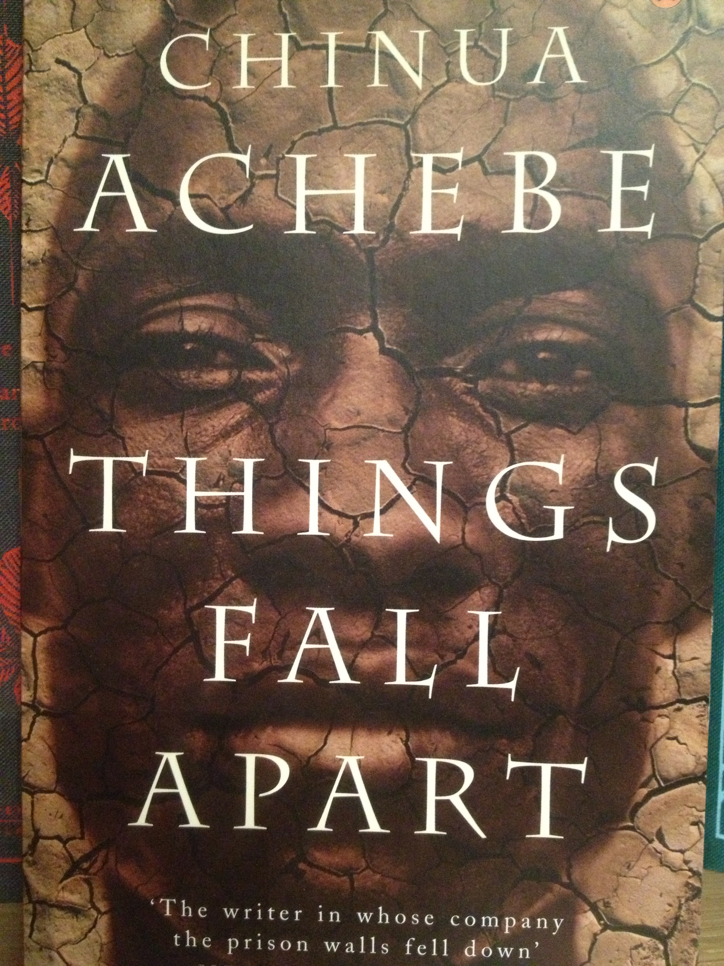 an analysis of okonkwos faults in things fall apart a novel by chinua achebe