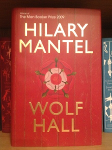 Wolf Hall – by Hilary Mantel