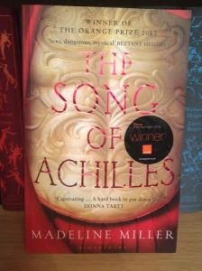 The Song of Achilles – by Madeline Miller