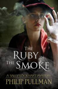Scholastic-13054 Pullman Ruby in the Smoke