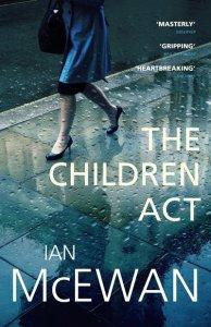 The Children Act, by Ian McEwan