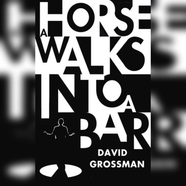 A Horse Walks Into A Bar Feature