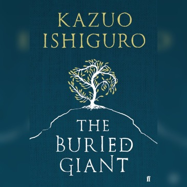 Buried Giant Cover