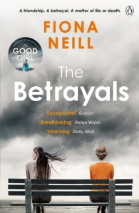 The Betrayals Book Cover