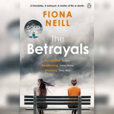 The Betrayals Book Feature